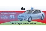 6 x Dacia Logan Laureate, 25 x laptop Lenovo, 182 x telefon mobil Nokia 7230