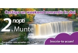 un weekend romantic in doi la munte