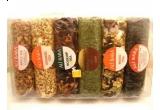 un set de condimente + o rasnita din bronz, un set de condimente naturale, un set de ceaiuri naturale