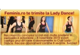 4 x abonament la Club Lady-Dance