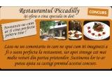 o cina la restaurantul Piccadilly din Bucuresti