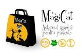 3 saci de asternut igienic + o litiera + un tricou personalizat cu poza pisicutei castigatoare + alte premii