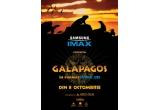 10 x invitatie de 3 persoane la filmul Galapagos 3D de la Cinema City