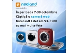 o camera web Microsoft LifeCam VX-5500