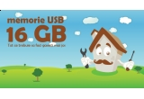 o memorie USB de 16 GB