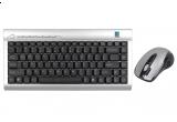 o tastatura + mouse wireless A4Tech PowerSaver R7