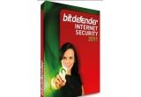2 x pachet Bitdefender Internet Security 2011 valabil pentru 3 calculatoare