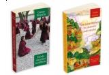 """cartea """"Un lama tibetan in cautarea Adevarului"""" de Geshe Rabten, cartea """"Esenta doctrinei buddhiste"""" de Gonsar Rinpoche"""