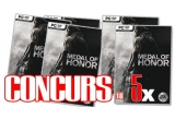 5 x joc original Medal of Honor (PC)