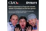 un DVD cu Trupa de comedie Spitalu'9 / saptamana