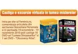"""10 DVD-uri """"Lumea Dinozaurilor"""", 1 set DVD """"Discovery Atlas"""