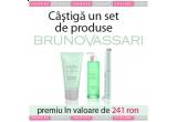 un set de cosmetice Bruno Vassari