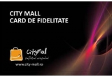 10 x card de fidelitate City Mall