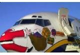 2 bilete de avion pentru Paris, compania Blue Air, in perioada 12-16 ianuarie 2011