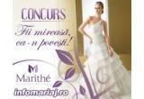 o rochie de mireasa de la Marithe