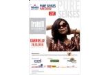 4 x invitatie la concertul Gabrielle din Fratelli