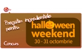 protocol consumatie + acces la Halloween Party din club Bamboo + 5 costume oferite de Carnival Fiesta