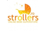 3 x voucher de 100 RON pentru cumparaturi pe Strollers.ro
