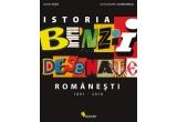 """cartea """"Istoria benzii desenate romanesti"""""""