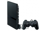 o consola Sony Playstation 2 black, o camera digitala BenQ C1030, un binoclu Sport Lite