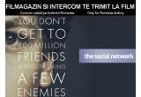 o invitatie la filmul Reteaua de Socializare