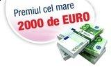 2000 euro, un televizor LCD, o camera foto, un mini laptop, 5 x telefon mobil