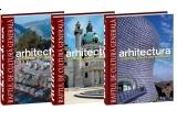 """4 x set """"Raftul de cultura generala – Arhitectura"""""""