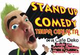 <b>5 invitatii duble la spectacolul de Stand Up Comedy cu Trupa Cealalta, in Iasi</b><br />