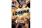 """un DVD cu filmul """"The Losers"""""""