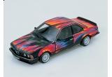 o macheta BMW 635csi Art Car, 3 x tricou BMWBlog