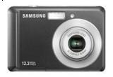 o camera foto Samsung ES17