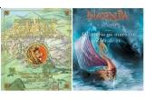 """7 x un semn de carte magnetic + o carte, 3 x o invitatie dubla la filmul """"Cronicile din Narnia: Calatorie pe mare cu zori de zi"""""""