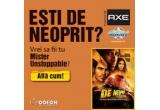 """produse AXE, premii originale """"De neoprit"""""""