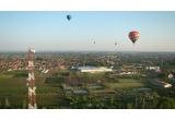 4 x o calatorie cu balonul cu aer cald pentru 2 persoane