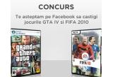 un joc original GTA IV, un joc original FIFA 2010
