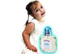 10 x o apa de parfum Klorane Bebe + iepuras