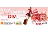 o excursie la Roma de 2 persoane, 6 x voucher de cumparaturi in valoare de 100 RON