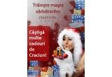 """2 x pachet """"Magia sarbatorilor"""", 2 x pachet """"Clipe de neuitat"""", 3 x pachet """"Rasfat de Craciun"""", 30 x pachet """"Spiritul Craciunului"""", un pachet """"Vis de iarna"""""""