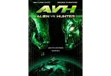 un DVD Alien vs. Hunter