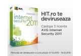 3 x licenta originala AVG Internet Security 2011