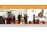 5 x abonament de fitness la Big Gym pentru 1 luna