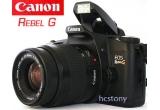 un aparat foto Canon EOS Rebel-G