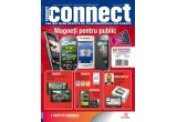 un telefon DECT Panasonic + un abonament pe un an la revista connect, un telefon DECT Gigaset + un abonament la revista connect pe 6 luni, un abonament la revista connect pe 3 luni