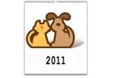 3 x calendar personalizat