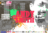 <b>Doua bilete la Andy Smith in Studio Martin/Vineri, 26 septembrie</b>