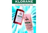 4 x set sampon+ balsam Klorane