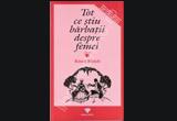 5 x cartea &quot;Tot ce stiu barbatii despre femei&quot;, <a href=&quot;http://www.edituraprestige.ro/&quot; target=&quot;_blank&quot; rel=&quot;nofollow&quot;>editura Prestige</a> &nbsp;