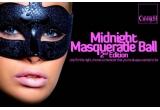 o invitatie pentru doua persoane la Midnight Masquerade Ball in Silver Church