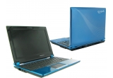 un notebook ultra-portabil Evolio Smartpad S21, un kit Logitech Cordless Desktop Wave Pro, un router D-Link Dir 635
