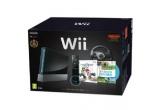 1 x consola Nintendo Mario Kart Wii Pack - Black; 3 x premiu surpriza